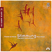 Stockhausen: Stimmung / Hillier, Theatre of Voices