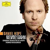 Mendelssohn: Violin Concerto, etc / Hengelbrock, Hope, et al