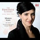Romantic Clarinet - Rietz, Bruch / Kam, Buhl, et al