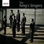 The Golden Age - Siglo De Oro / The King's Singers