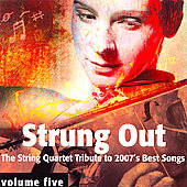 Four Fingers String Quartet: Strung Out: The String Quartet Tribute To 2007's Best Songs