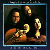 Freyda & Acoustic Atta Tude: Midnight at Cabell Hall