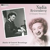 Nadia Reisenberg - A Chopin Treasury
