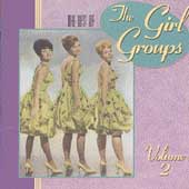 Various Artists: The Best of the Girl Groups, Vol. 2