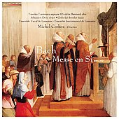 Bach: Mass in B minor BWV 232 / Corboz, Tanimura, Bonnard, Droy, Immler, et al