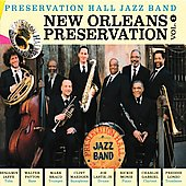 Preservation Hall Jazz Band: New Orleans Preservation, Vol. 1 [Digipak]