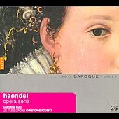 Handel - Opera seria / Sandrine Piau, et al