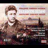 Ferruccio Busoni: Orchestal Works; Chamber Music; Piano Music