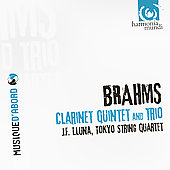 Brahms: Clarinet Quintet