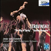 Stravinsky: The Rite Of Spring; Apollon Musagete