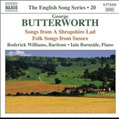 George Butterworth: English Song Series, Vol. 20