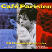 Various Artists: Cafe Parisien [Not Now]