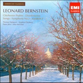 Leonard Bernstein: Chichester Psalms; Divertimento; Songs; Symphony No. 3 - Kaddish 2