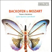 Backofen & Mozart: Theme & Variations