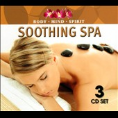 Various Artists: Soothing Spa [Box]