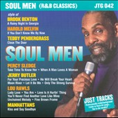 Karaoke: Karaoke: Hits of Soul Men - R&B Classics