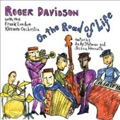 Frank London/Roger Davidson: On the Road of Life [Digipak] *