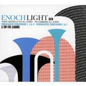 Enoch Light/Terry Snyder & the All Stars/The Command All-Stars: Persuasive Percussion 1, 2 & 3/Provocative Percussion 1 & 2 [Box]