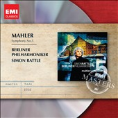 Mahler: Symphony No. 5 / Simon Rattle - Berlin PO