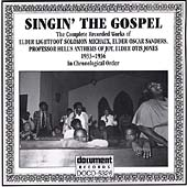 Various Artists: Singin' the Gospel: 1933-1936