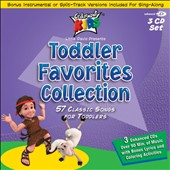 Cedarmont Kids: Toddler Favorites Collection [Box]