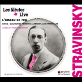 Stravinsky: The Firebird, plus Grieg, Glazunov, Sinding, Arensky