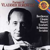A Portrait of Vladimir Horowitz