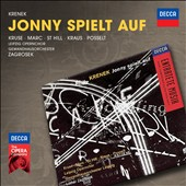 Krenek: Jonny Spielt Auf / Kruse, Marc, St Hill, Kraus, Posselt