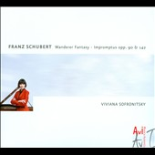Schubert: Wanderer Fantasy; Impromptus Opp. 90 & 142 / Viviana Sofronitsky, piano