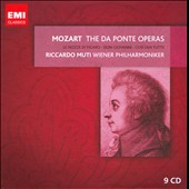Mozart: The da Ponte Operas - Marriage of Figaro; Don Giovanni; Cosi Fan Tutte / Battle, Price, Ramey, Studer, Vaness, Baltsa et al.  [9 CDs]