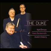 Kjell Öhman: The Duke [Digipak]
