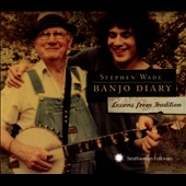Stephen Wade: Banjo Diary: Lessons From Tradition [Digipak]