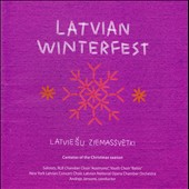 Latvian Winterfest: Cantatas of the Christmas Season