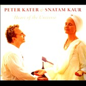 Peter Kater/Snatam Kaur: Heart of the Universe [Digipak] *