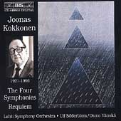 Kokkonen: The Four Symphonies, Requiem, etc / V&#228;nsk&#228;, et al