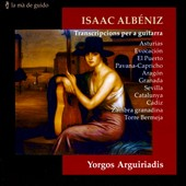 Isaac Albeniz: Transcriptions for Guitar