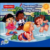 Little People (Children's): Summertime Sing-Along [Digipak]