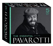 The Essential Pavarotti [5 CDs]