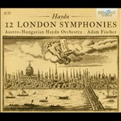 Joseph Haydn: The 12 London Symphonies / Fischer