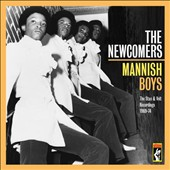 The Newcomers: Mannish Boys: The Stax & Volt Recordings 1969-74