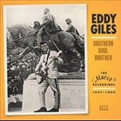 Eddy Giles: Southern Soul Brother: The Murco Recordings 1967-69