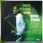 James Brandon Lewis: Divine Travels *