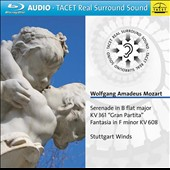 Mozart: Serenade in B flat major, KV 361