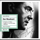 Julius Bittner: Der Musikant, opera / Grand Vienna Radio SO; Prohaska