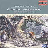 Haydn: Symphonies no 31 & 72 / Rifkin, Cappella Coloniensis