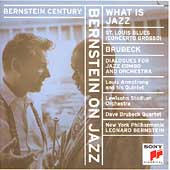 Bernstein Century - Bernstein on Jazz - Handy, Brubeck