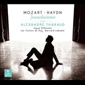'Jeunehomme' Favorite Mozart & Haydn keyboard works / Alexandre Tharaud, piano; Joyce DiDonato, mz; Les Violons du Roy
