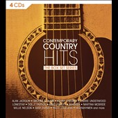 Various Artists: Box Set Series: Contemporary Country Hits [Box]