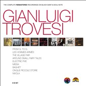 Gianluigi Trovesi: The Complete Remastered Recordings on Black Saint & Soul Note [Box] *