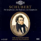 Schubert: The Symphonies / Roy Goodman, Hanover Band